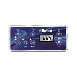 Balboa ML551 control panel