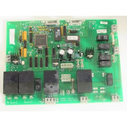 Jacuzzi® Circuit Board J400 LCD 2 PUMPS Part No. 6600.078