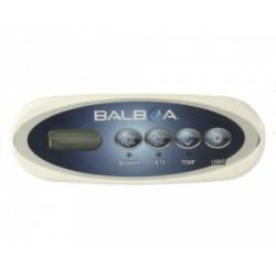 Balboa VL200 control panel