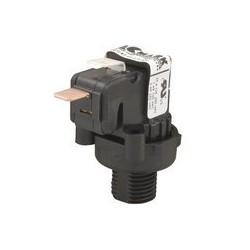 Schalter Ein- / Aus- Anschluss für einen Luftschlauch und zwei Schiebeverbinder