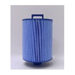 Filtre antibactérien Bleu (filetage gros)