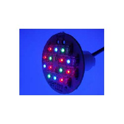 SloanLED Cluster 14 LED-Lampe 3 ""
