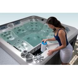 como limpar o seu filtro de spa:
