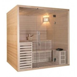 Serenity Deluxe sauna 6 personnas