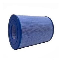 blue antibacterial filter