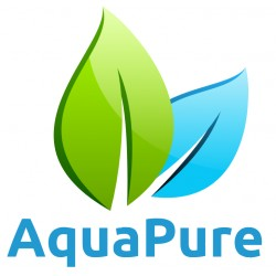 Aqua Pure: Spa-Wasser-Behandlungsset 2 Flaschen und Tabletten