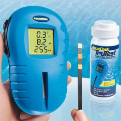 TruTest digital chlorine tester