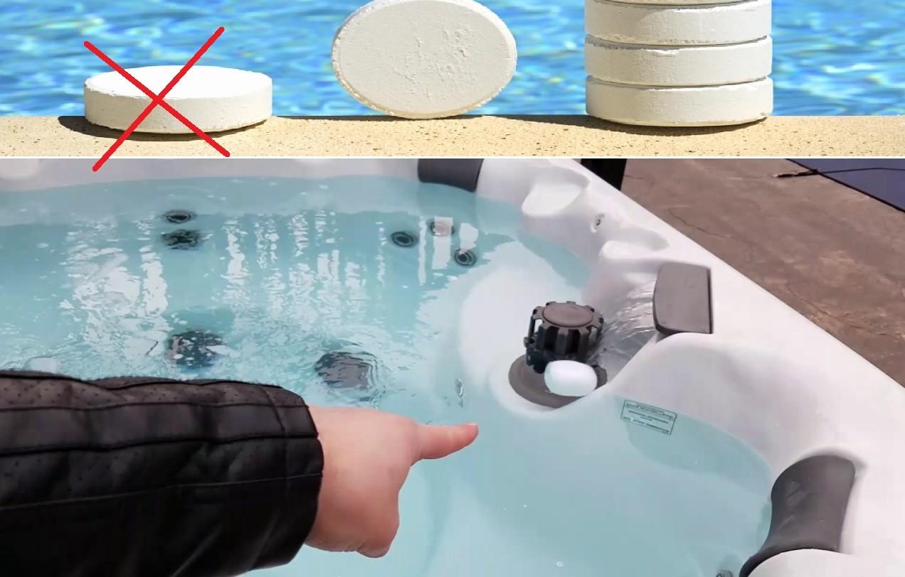 Comment Fonctionne Un Jacuzzi Gonflable puis-je utiliser du chlore de piscine dans le jacuzzi?